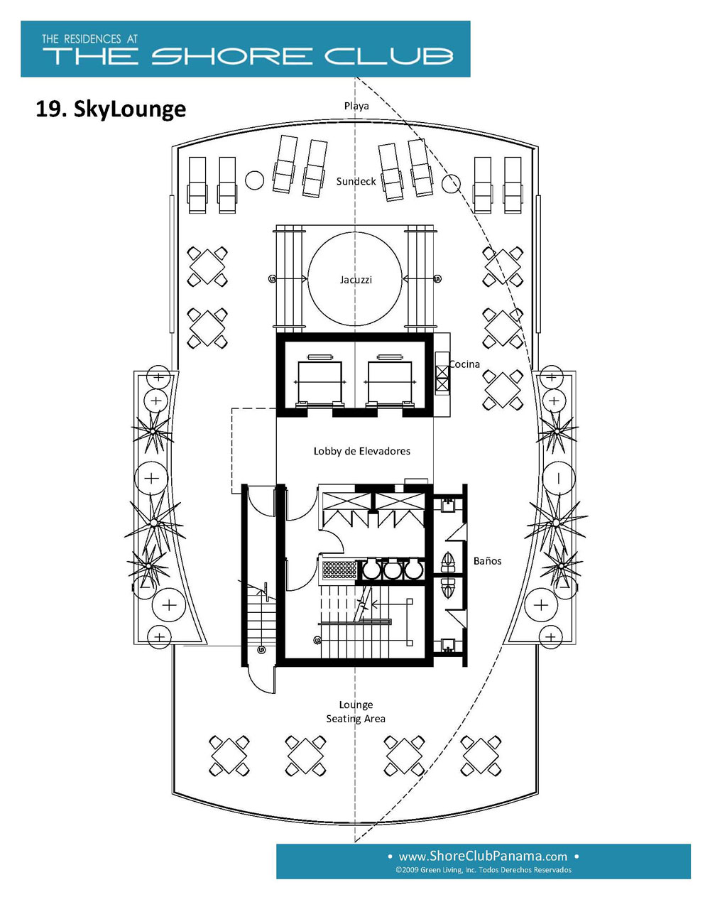 Floor plans for Nightclub floor plans